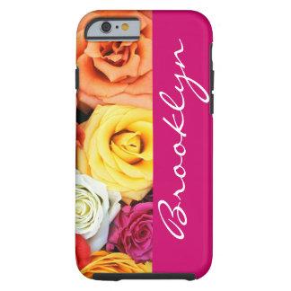 Rose Garden Tough iPhone 6 Case