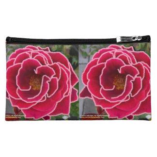 Rose Garden Cosmetic Bag