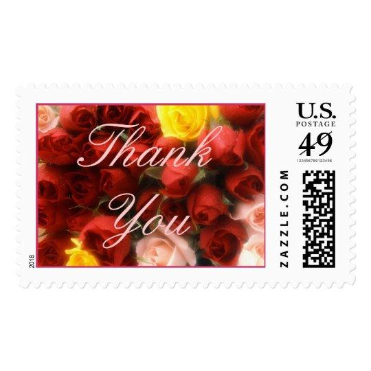 Rose Garden Design [1], ThankYou Postage