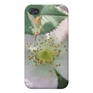 Rose Garden Fairy Case For iPhone 4