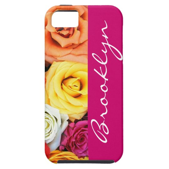 Rose Garden iPhone SE/5/5s Case