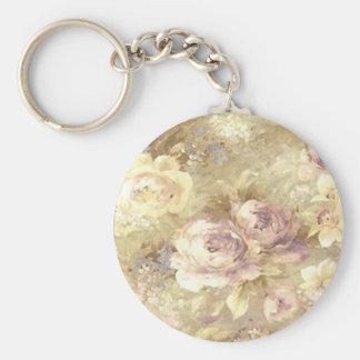 Rose Garden Key Chain