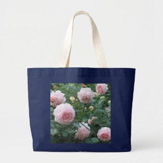 Rose Garden Large Tote Bag