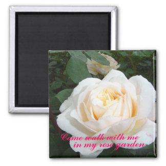 Rose Garden magnet