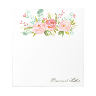 Rose Garden   Notepad