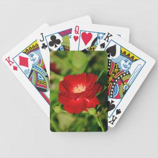 Rose Garden Playing Cards