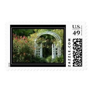 Rose Garden Postage