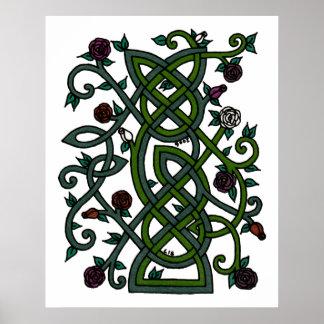 Rose Garden print