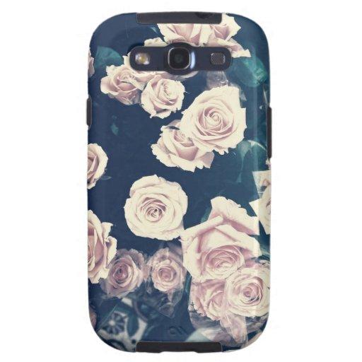 Rose garden samsung galaxy s3 case