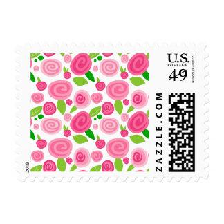 Rose Garden Stamp