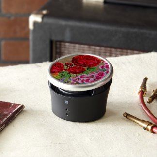Rose Garden Vintage Bluetooth Speaker