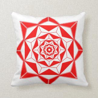 Rose Gem Throw Pillow