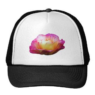 ROSE GLOW TRUCKER HATS