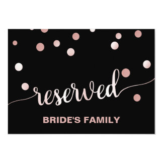 """Rose Gold and Black 
