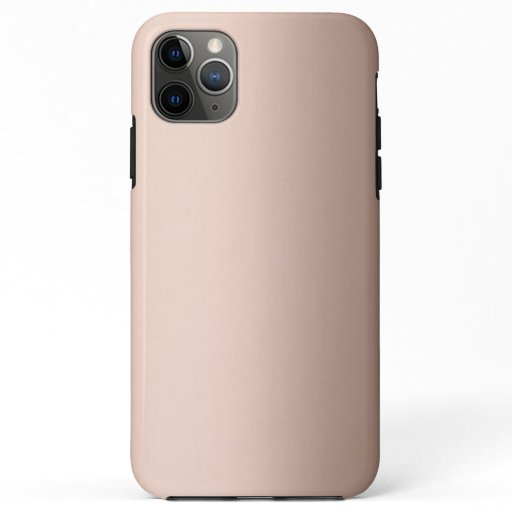 Rose Gold iPhone 11 Pro Max Case