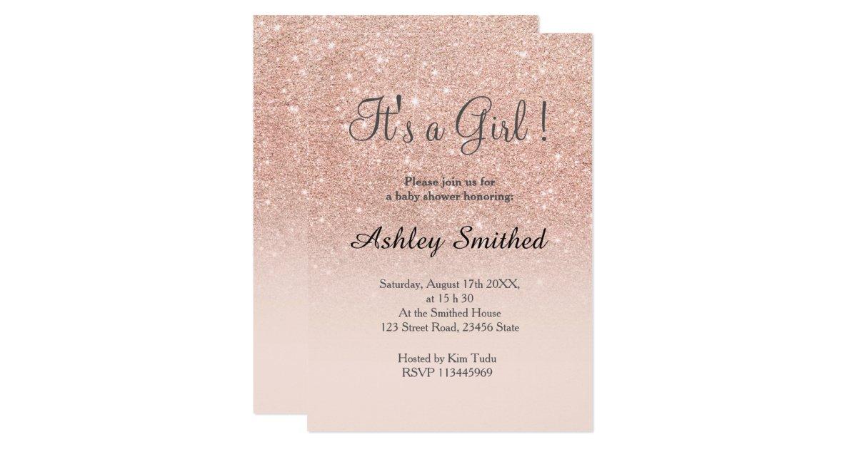 Girl Baby Shower Invites – gangcraft.net
