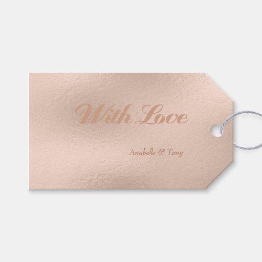 pink rose gold foil - photo #32