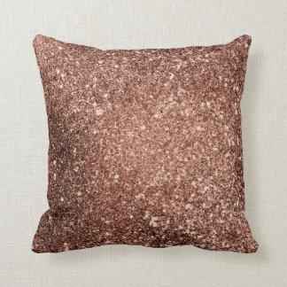 Rose Gold Decorative Pillow : Rose Gold Pillows - Decorative & Throw Pillows Zazzle