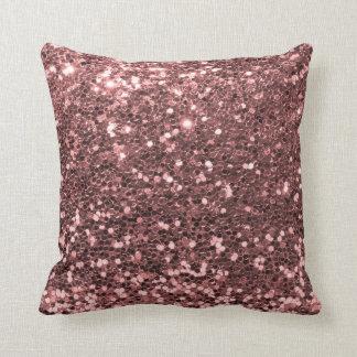 Rose Gold Pillows - Decorative & Throw Pillows Zazzle