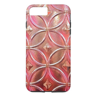 Rose Gold iPhone 7 Plus Tough Phone Case
