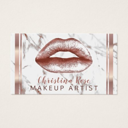 Beauty Business Cards BUSINESS CARDS GALORE - Makeup artist business card template