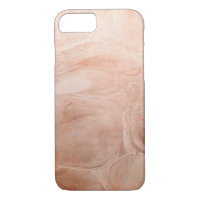 Rose Gold Marble iPhone 8/7 Case