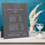 """Rose Gold Marquee 