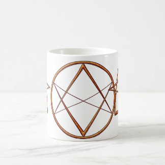Rose Gold Unicursal Coffee Mug