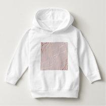 Rose gold, wave,beautiful,feminine,chic,elegant,me hoodie