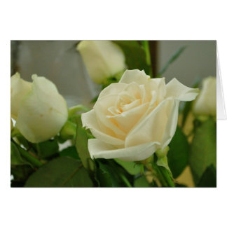 Rose Greeting/Note card
