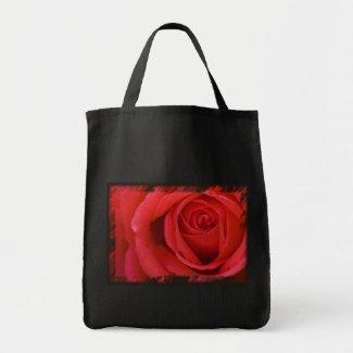 Rose Grocery Tote bag