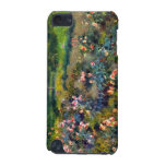 Rose grove by Pierre Renoir iPod Touch 5G Case