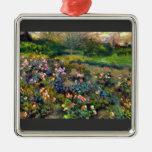 Rose grove by Pierre Renoir Ornament
