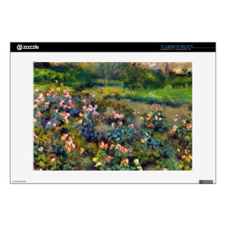 """Rose grove by Pierre Renoir Skins For 13"""" Laptops"""