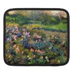 Rose grove by Pierre Renoir Sleeves For iPads