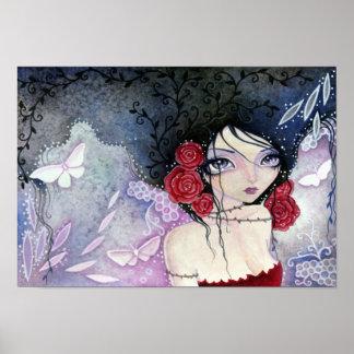 Rose Has Thorns - BIG Print