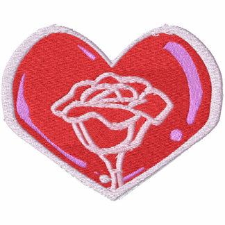 Rose Heart Pocket Size
