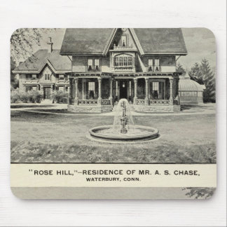 Rose Hill, Judd residence Mouse Pad