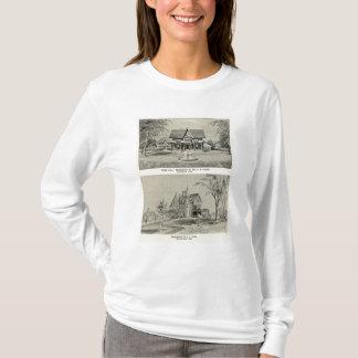 Rose Hill, Judd residence T-Shirt