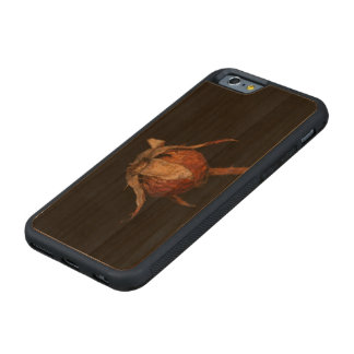 Rose Hip Carved Cherry iPhone 6 Bumper Case