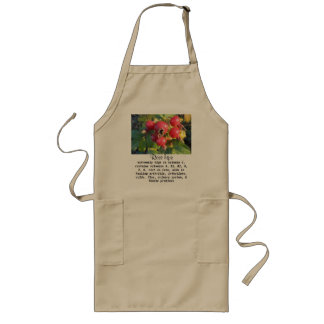 Rose hips aprons