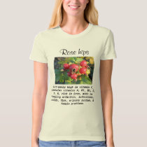 Rose hips womens shirts