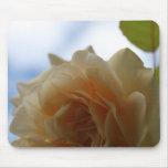 Rose image mousepad