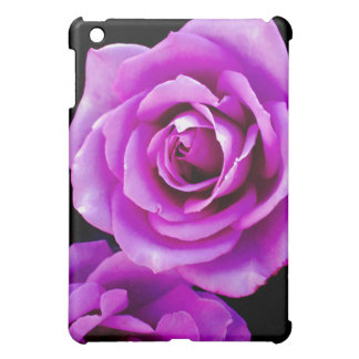 Rose in Pruple_ Cover For The iPad Mini
