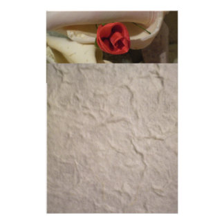 Rose in Sea Shell Stationery