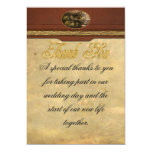 Rose - In the rose garden 5x7 Paper Invitation Card