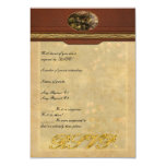 Rose - In the rose garden 3.5x5 Paper Invitation Card
