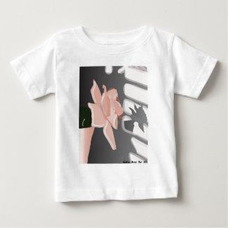 Rose-in-Window Baby T-Shirt