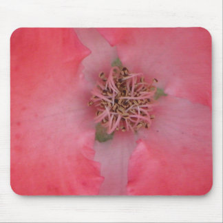 Rose-Inside Mouse Pad