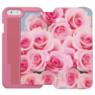 ROSE iPhone 6/6S WALLET CASE